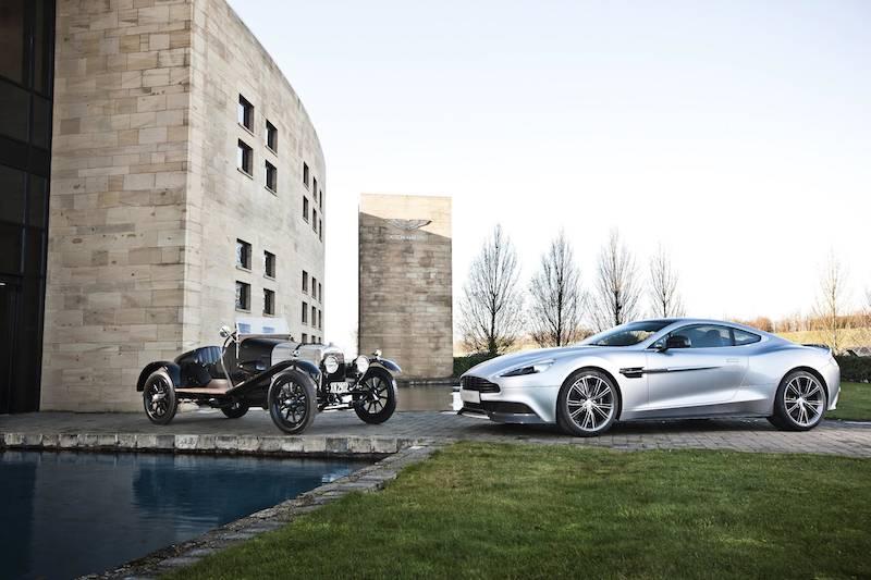Aston Martin 1913 Auto Historia